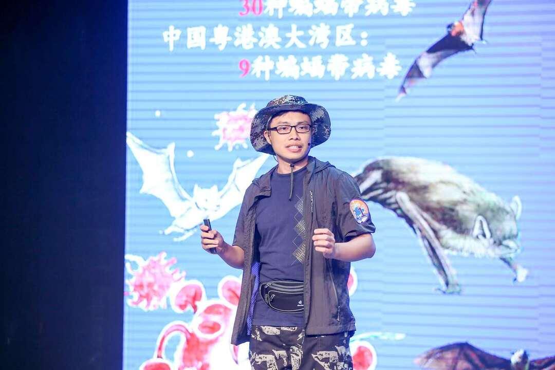 省科学院代表队选手吴家昊深入讲解蝙蝠和流行病毒的关系.jpg